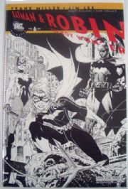 All Star Batman & Robin #6 RRP Sketch Variant Comic Frank Miller DC Comics